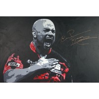 Devon Petersen 3ft x 2ft Original Acrylic Signed Painting #004
