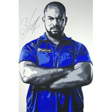 Devon Petersen 3ft x 2ft Original Acrylic Signed Painting #001
