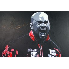 Devon Petersen 3ft x 2ft Original Acrylic Signed Painting #003