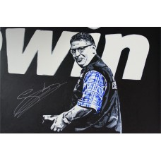 Gary Anderson 3ft x 2ft Original Acrylic Signed Painting #005