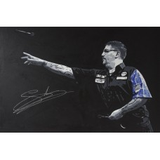 Gary Anderson 3ft x 2ft Original Acrylic Signed Painting #007