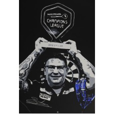 Gary Anderson 3ft x 2ft Original Acrylic Signed Painting #014