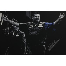 Gary Anderson 3ft x 2ft Original Acrylic Signed Painting #018