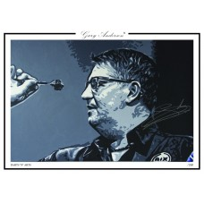 Gary Anderson A3 Print #004