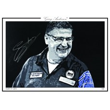Gary Anderson A3 Print #002