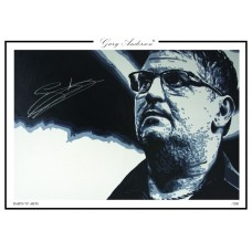 Gary Anderson A3 Print #008
