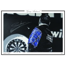 Gary Anderson A3 Print #006