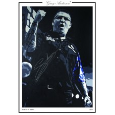 Gary Anderson A3 Print #001