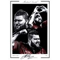 Michael Smith Signed Print 4